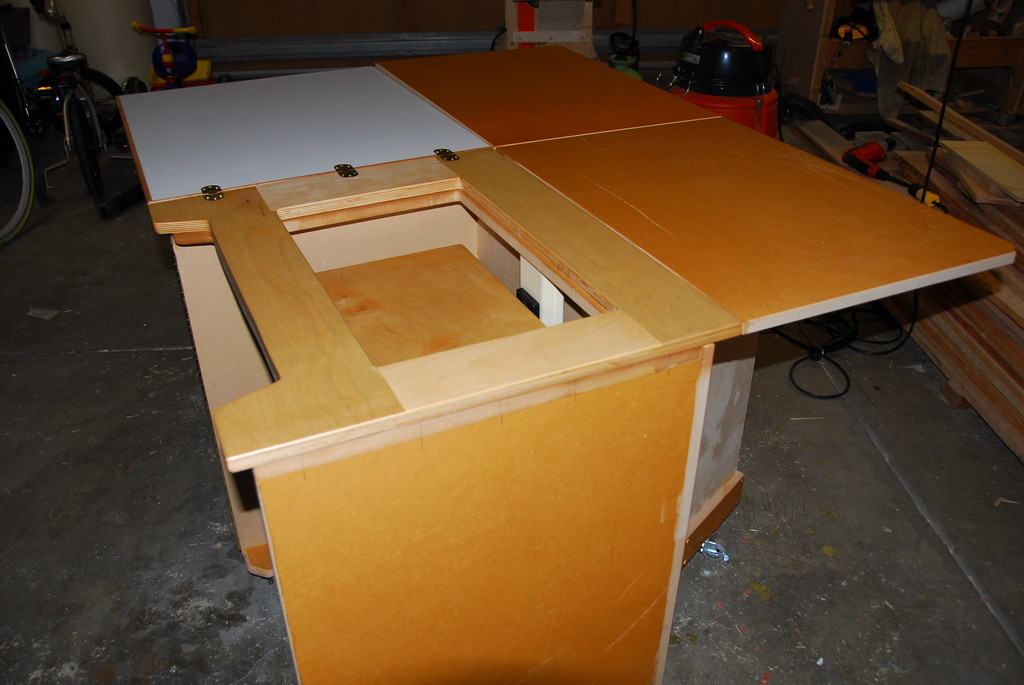 Detail Sewing Table Plans Free Build By Own Cool Sewing Machine Cabinet Plans Free
