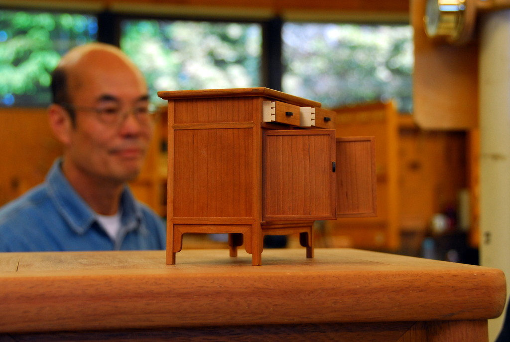 Yeung Chan's cabinet